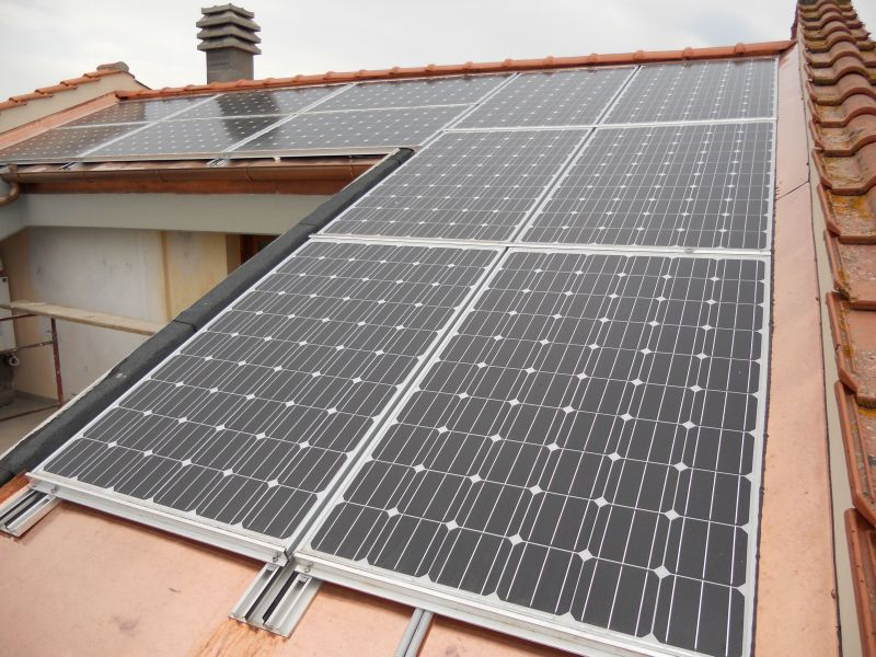 "You are browsing images from the article: Impianto Fotovoltaico ""integrato"""