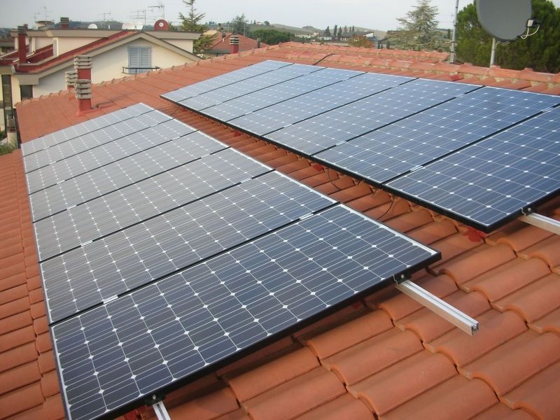 You are browsing images from the article: Impianto Fotovoltaico Civile da 3,94 kwp