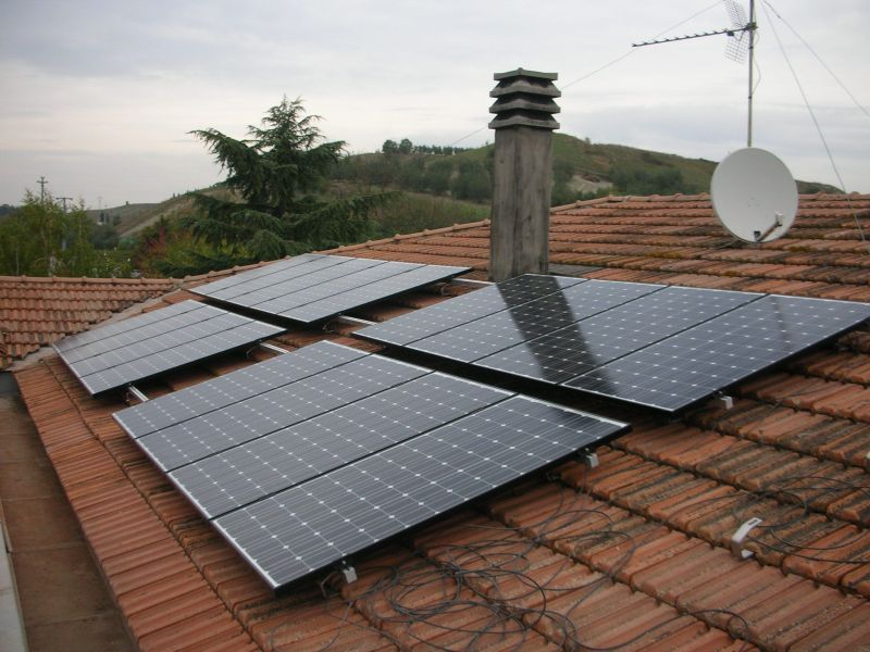 You are browsing images from the article: Impianto Fotovoltaico Civile da 8,0 kwp