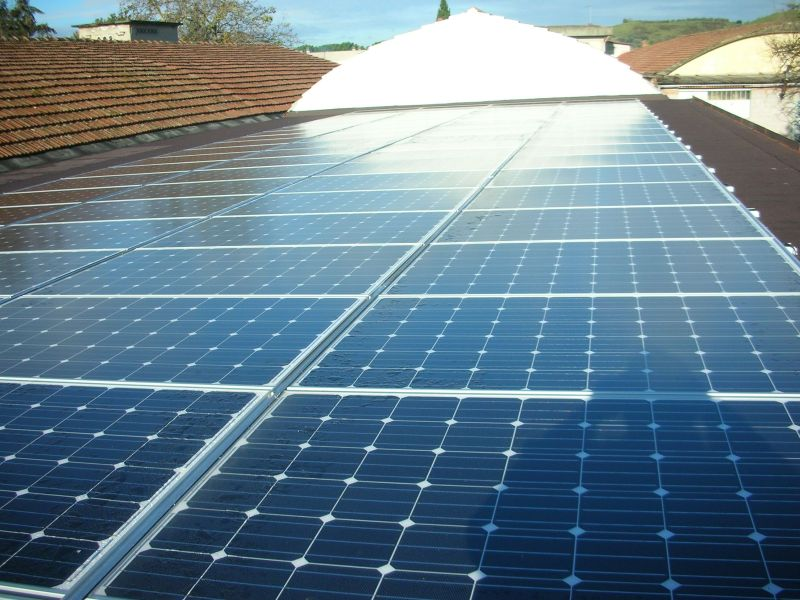 You are browsing images from the article: Impianto Fotovoltaico Industriale da 19,2 kwp